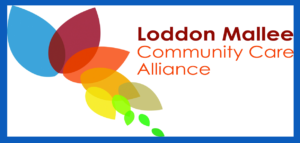 Loddon Mallee Community Care Alliance button